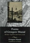 Poems of Grzegorz Musial Cover